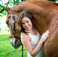 Horse and Rider Portraits