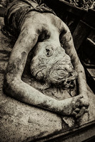 Anguish in Pere Lachaise
